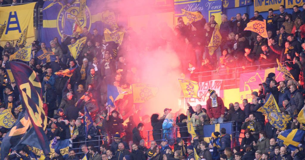 "Butei, ""quei bravi ragazzi"" dell'Hellas Verona"