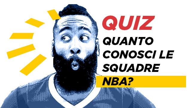 DirettaGoldbet - conosci le origini dei nomi delle squadre NBA? - Test e Quiz