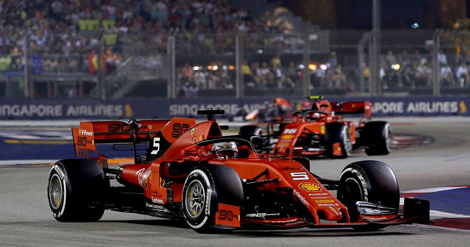 Con il GP di Russia la volata per il titolo entra nel vivo