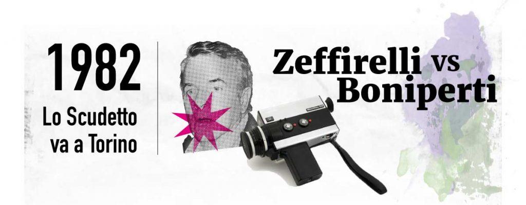 Fiorentina - Juventus | Zeffirelli Vs Boniperti