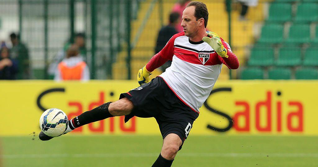 Rogerio Ceni, il portiere che ha segnato 131 gol