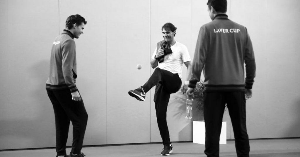 Nadal, campione non solo a tennis