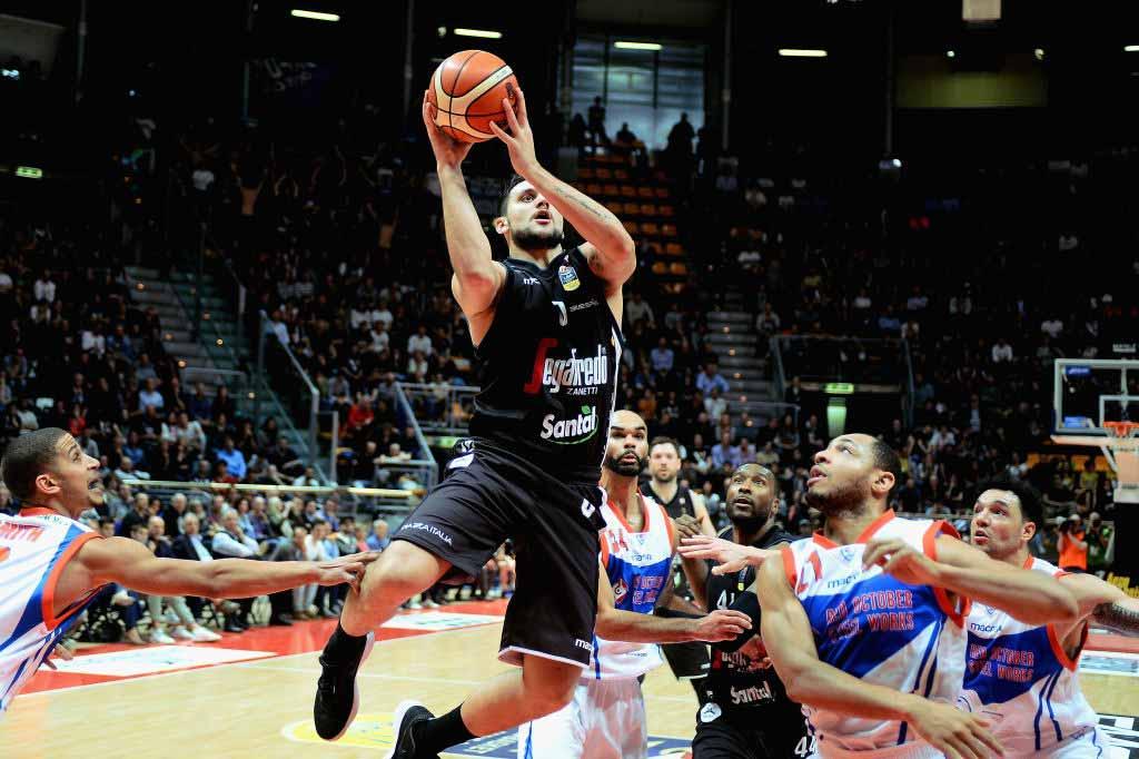 Il punto sulla Serie A1 di Basket
