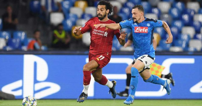 Champions League – Le sfide della quinta giornata