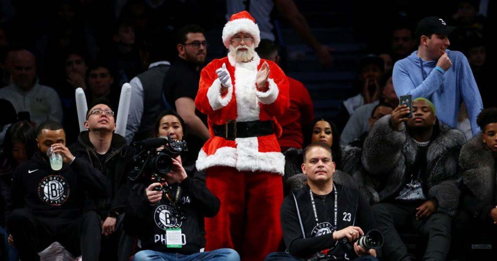 Natale fa rima con NBA Christmas Day