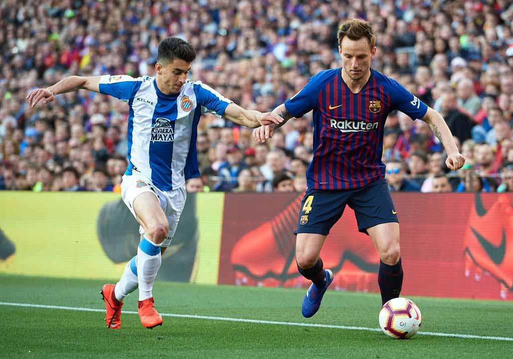 Il Derbi Barceloní arriva nell'ultima di andata della Liga
