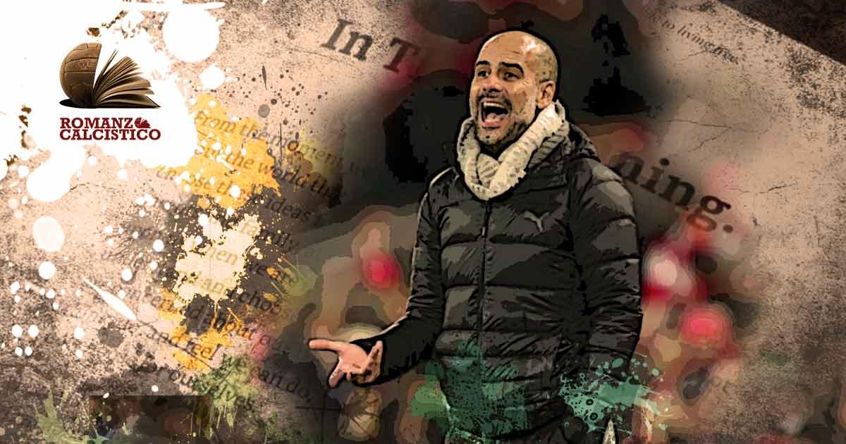 Pep Guardiola, il tormento del genio