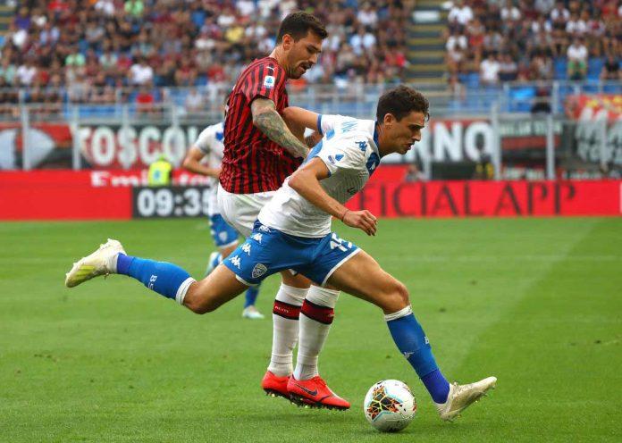 Brescia – Milan apre la 21a giornata della Serie A
