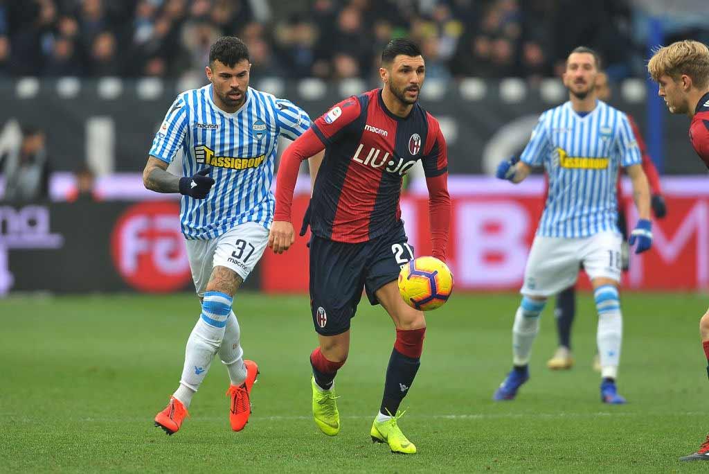 Spal – Bologna, al Mazza il derby emiliano