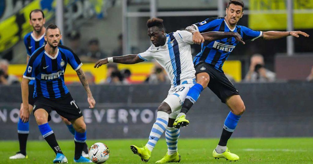 Lazio – Inter, la prima supersfida per lo scudetto