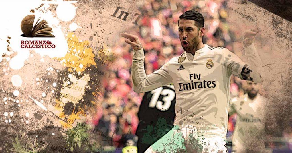 Sergio Ramos, unico nel suo genere
