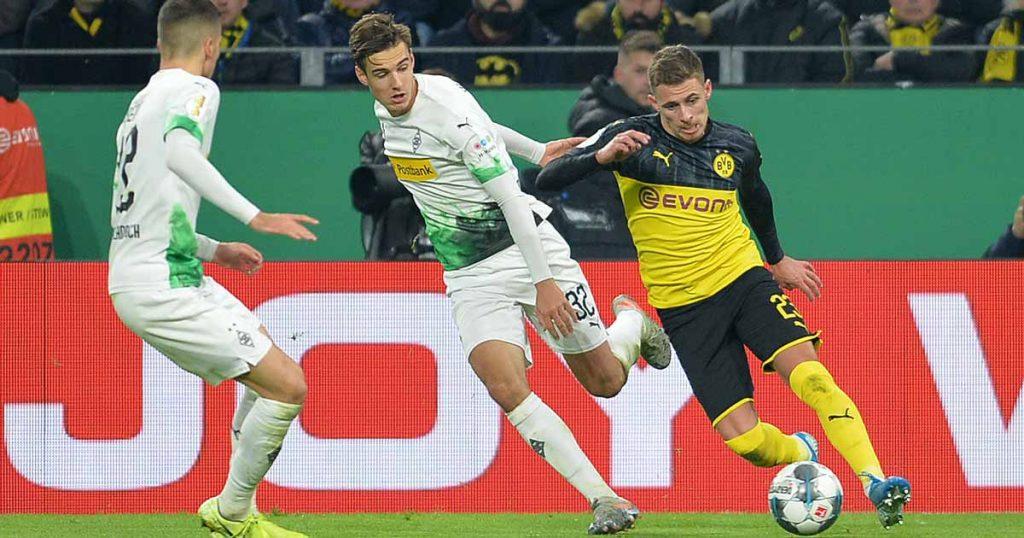 Nella Bundesliga c'è Monchengladbach – Dortmund!